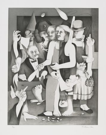 Richard Hamilton: the transmogrifications of Bloom